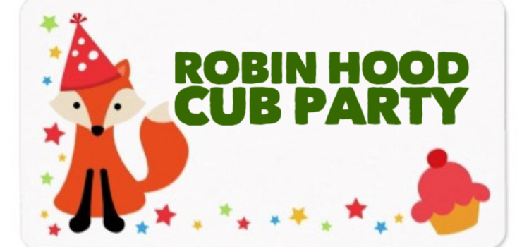 Robin Hood Cub Package